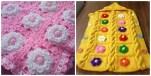 En Güzel Bebek Battaniyesi Modelleri-2