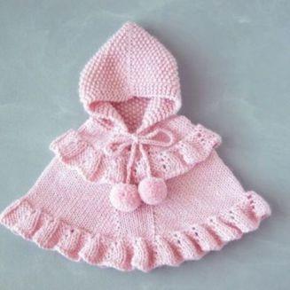 Kız Bebek Örgü Modelleri-1