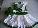 Kız Bebek Örgü Modelleri-11