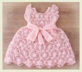 Kız Bebek Örgü Modelleri-12
