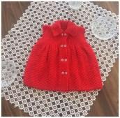 Kız Bebek Örgü Modelleri-16