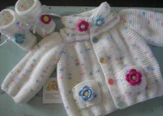 Kız Bebek Örgü Modelleri-26