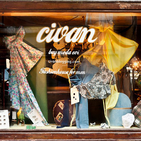 Photo of Civan store window