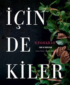 Turkish cuisine book Içindekiler's cover
