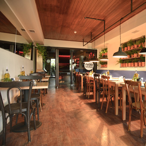 Photo of Nublu istanbul's upstairs restaurant