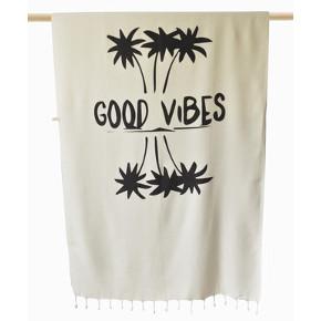 """Peshmare's """"Good Vibes"""" Peshtemal"""