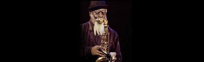 Pharoah Sanders Quartet at Akbank Jazz Festival