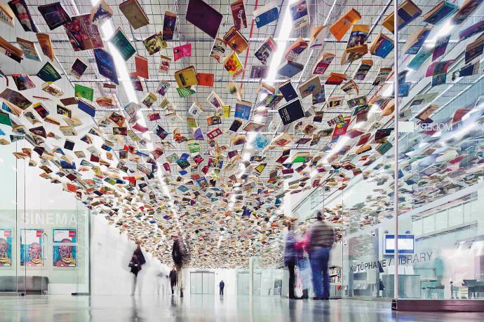 istanbul modern müzesi tavan