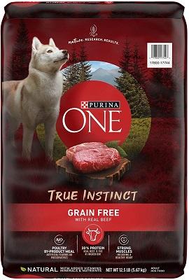Purina ONE SmartBlend Grain-Free Dry Dog Food