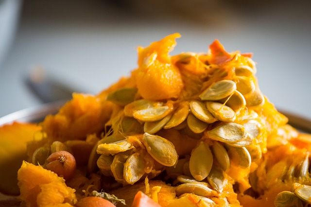 Health Benefits for Dogs From Eating Pumpkin Seeds