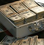 A Box of Cash