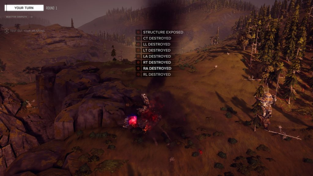 Fight scene with damage numbers displayed.