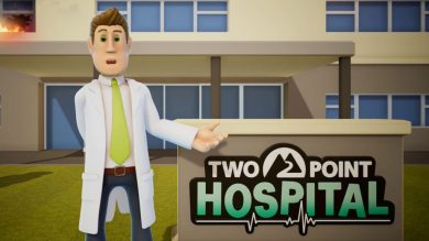 Deaf Game Review – Two Point Hospital