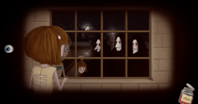 Deaf Game Review – Fran Bow