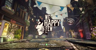 Deaf Game Review – We Happy Few
