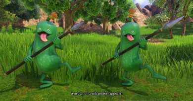 Deaf Game Reviews – Dragon Quest XI
