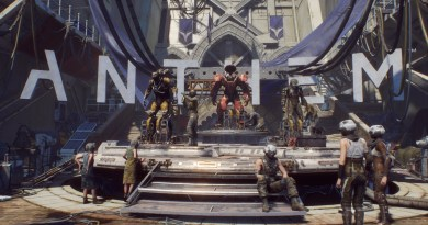 Deaf Game Review – Anthem