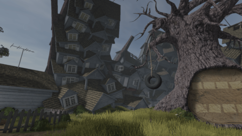 Deaf Game Review – Nevermind