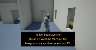 Meet the Yellow Subs Machine