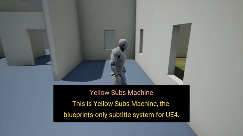 Meet the Yellow Subs Machine