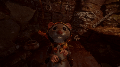 Deaf Game Review – Ghost of a Tale