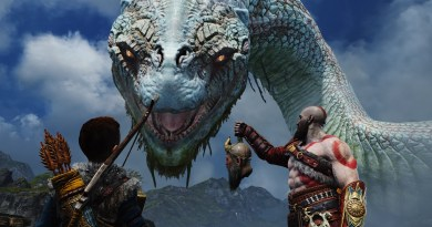Deaf Game Review – God of War