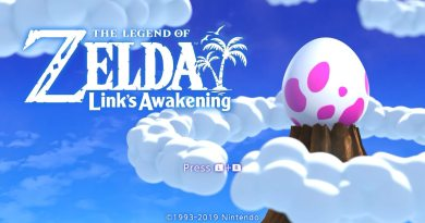 Mobility Review – The Legend of Zelda: Link's Awakening