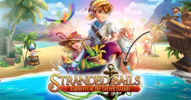 Stranded Sails: Explorers of the Cursed Islands Review