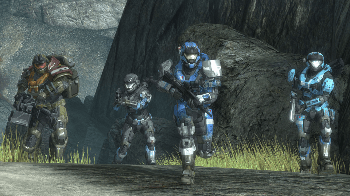 Deaf Game Review – Halo: Reach