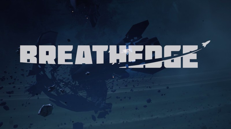 Breathedge title screen