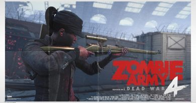Deaf Game Review – Zombie Army 4: Dead War