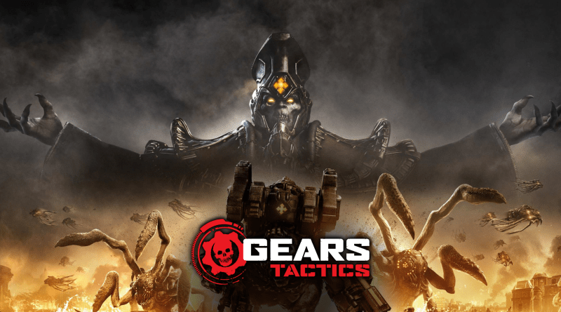 Gears Tactics cover art.