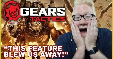 Gears Tactics – Accessibility Impressions