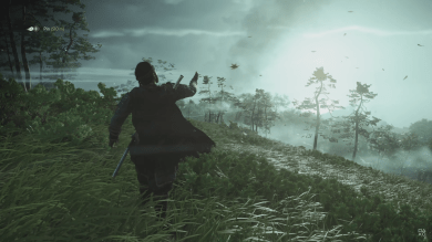 Ghost Of Tsushima — State Of Play Accessibility Breakdown