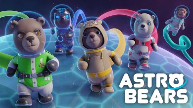 Astro Bears — Visually Impaired Review