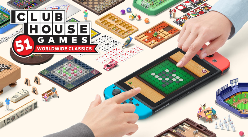 Clubhouse Games 51 Worldwide Classics — Visually Impaired Review