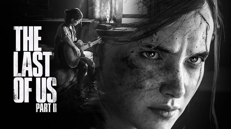 TLOU2 press art