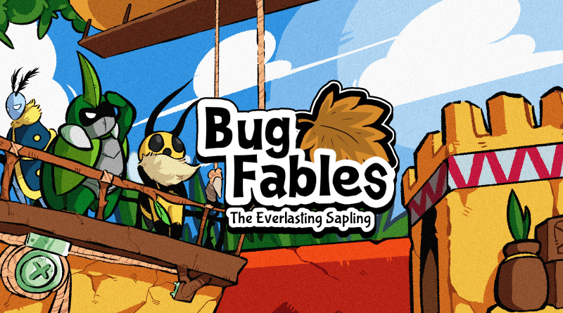 Bug Fables cover art