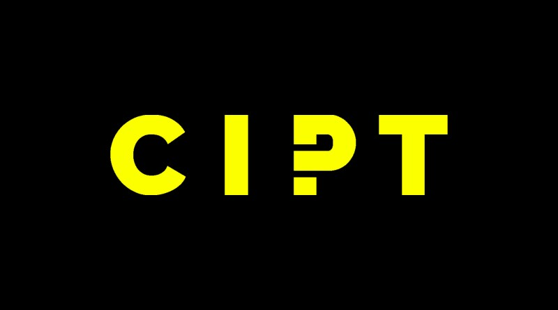 CIPT Featured Image yellow text black background