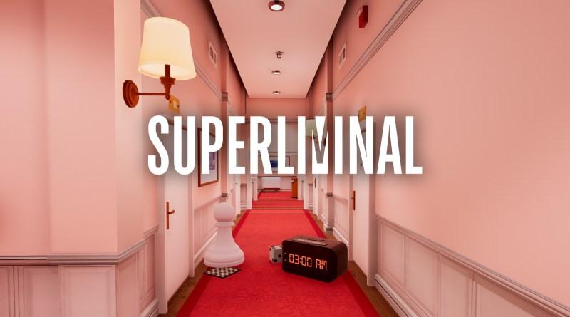 Superliminal cover art