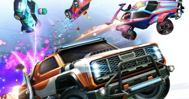 Rocket League Goes Free-to-Play Tomorrow, but the Text Is Still Hard to Read