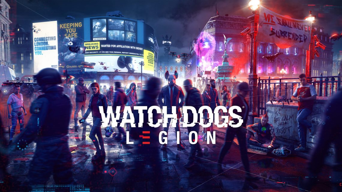 Watch Dogs Legion — Can I Play That Deaf/Hard of Hearing Review