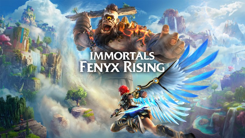 Immortals Fenyx Rising Preview — Battling Mythical Beasts and Button Mashing Fatigue