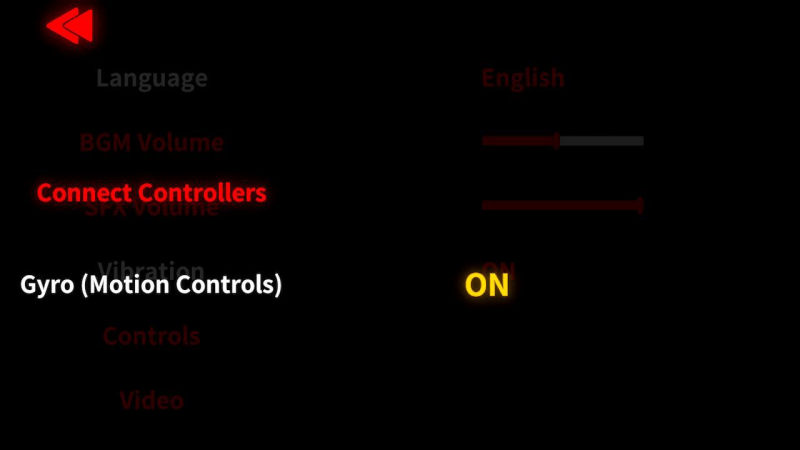 Fight Crab controller options
