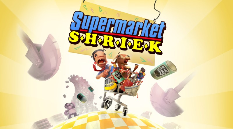 Supermarket Shriek — Visually Impaired Review