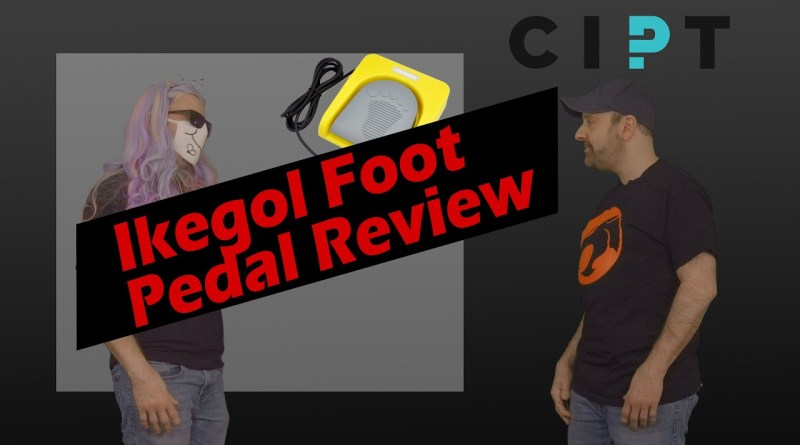 iKKEGOL USB Foot Pedal — Accessibility Impressions