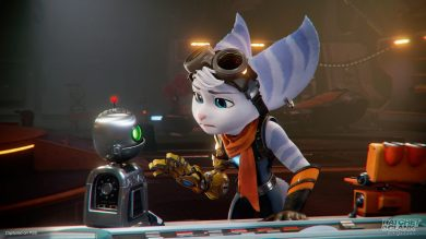 Ratchet and Clank Rift Apart Will Let Players Slow Down Time At Will