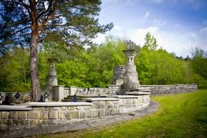 Cmentarz z I Wojny Światowej nr 11 w Woli Cieklińskiej