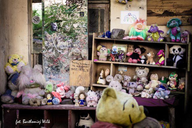 Podwórko zaginionych zabawek