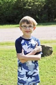 Drew-Age 7